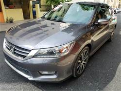 VENDO HONDA ACCORD 2014 INICIAL 200,000 FINANCIAMIENTO DISPONIBLE