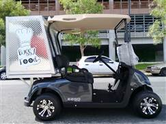 CARRITO DE GOLF ROOM SERVICE / CATERING CART / RESORTS