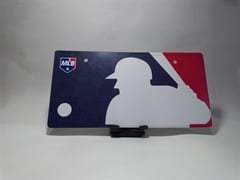 Placas decorativas MLB