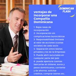 Creacion De Empresas   Republica Dominicana