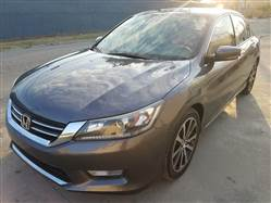 VENDO HONDA ACCORD 2014 INICIAL 100,000 FINANCIAMIENTO DISPONIBLE NUEVO
