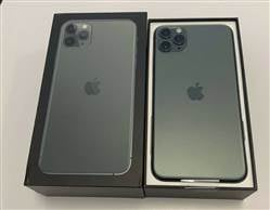 Apple iPhone 11 Pro 64GB = $500, iPhone 11 Pro Max 64GB = $550,iPhone 11  64GB =  $450, iPhone XS 64GB = $400 ,  iPhone XS Max 64GB = $430