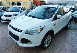 Ford Escape SE 4WD 2013 Blanco