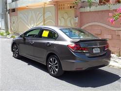 Vendo Honda Civic 2014 , RD$ 625,000.00